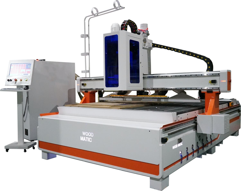 CNC WoodMatic WM 2128 ATC